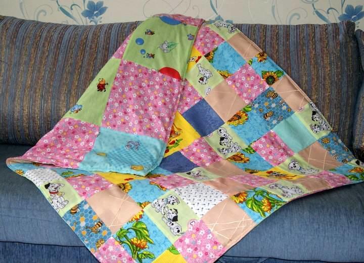 Лоскутное одеяло своими руками схемы фото 497