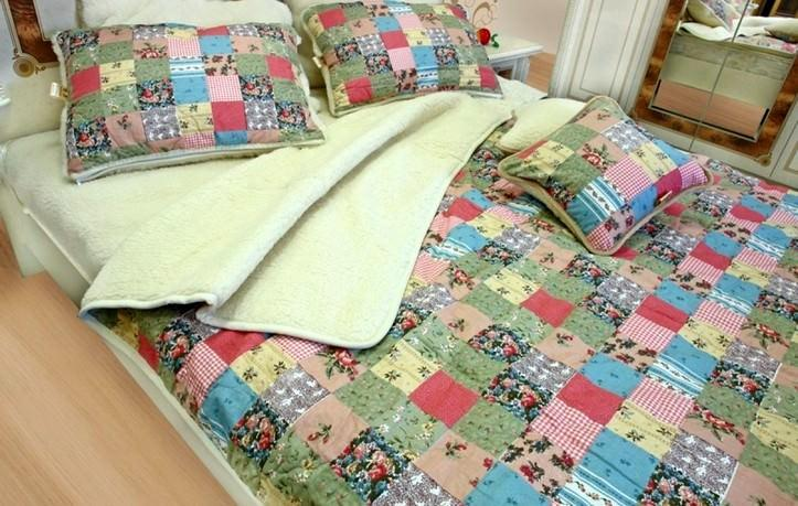 Пэчворк одеяло своими руками: лоскутные одеяла, фото, мастер класс для начинающих, схемы из квадратов, как сшить двухстороннее покрывало, видео-инструкция