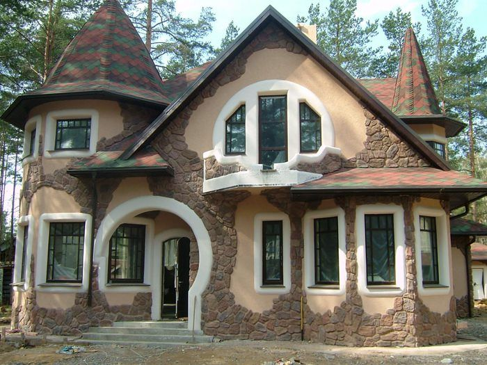 Отделка и утепление фасада дома цена