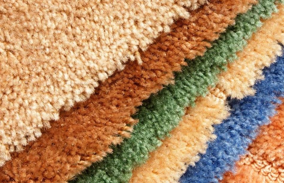 Особенности ковров из синтетики