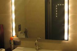 Как сделать зеркало с подсветкой своими руками