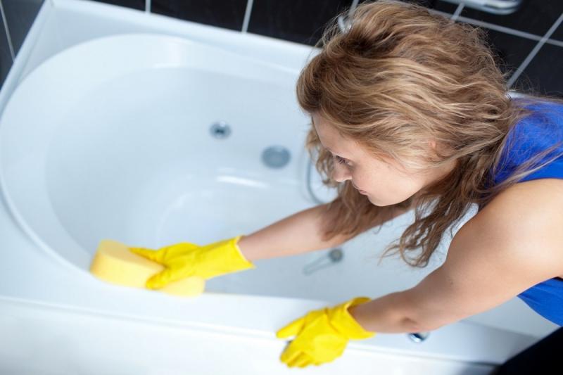 Раствор для чистки ванны своими руками 34