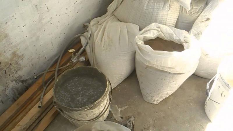 При какой температуре можно заливать бетонную стяжку