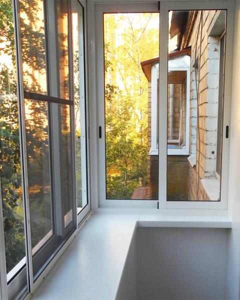 Как установить алюминиевые раздвижные окна своими руками