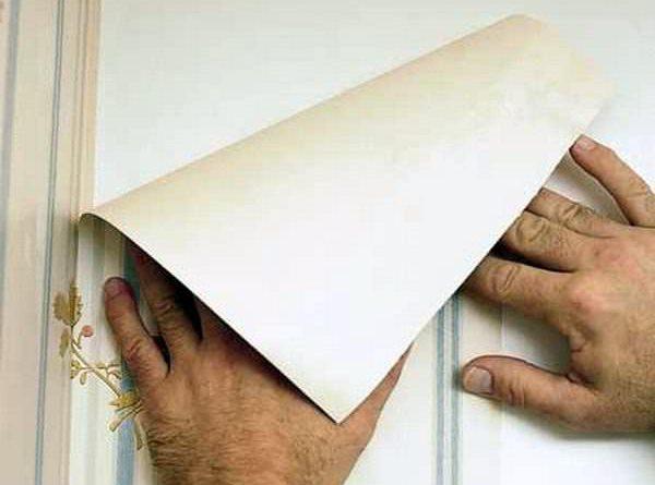Можно ли красить водоэмульсионной краской виниловые обои 6
