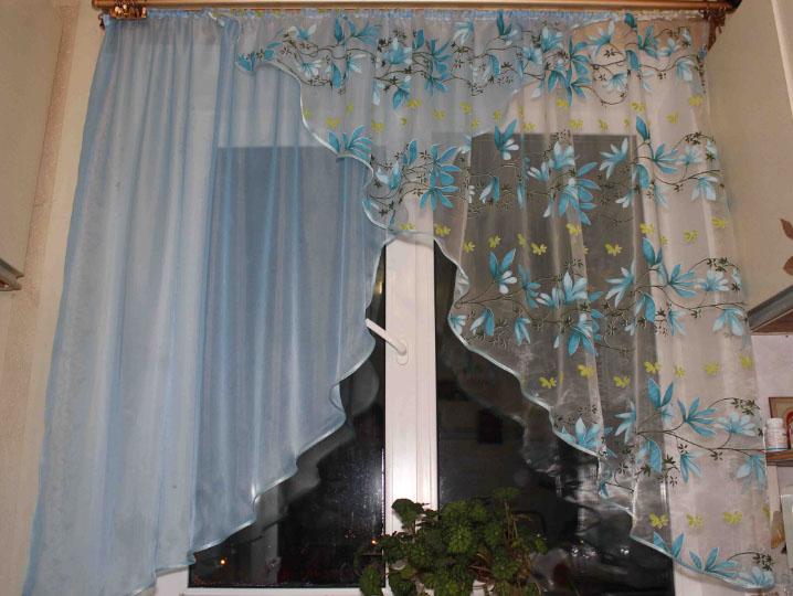 шьем шторы на кухню углом своими руками мастер класс от профессионалов