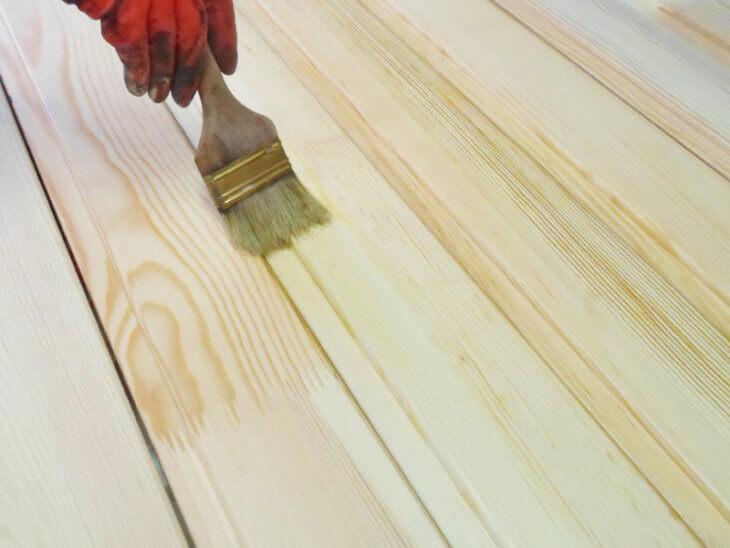 Как сделать грунтовку для дерева в домашних условиях