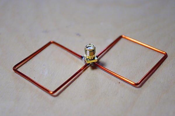 Как сделать антенну для автомобильного телевизора своими руками фото 562
