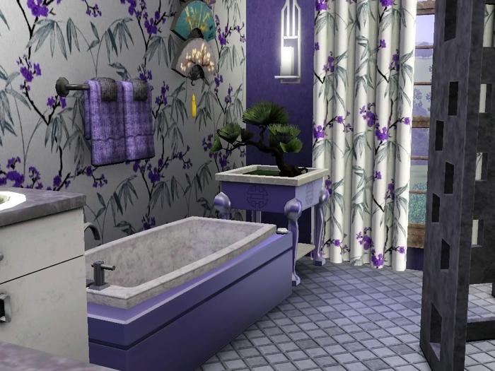 Обои своими руками ванной комнаты фото 963