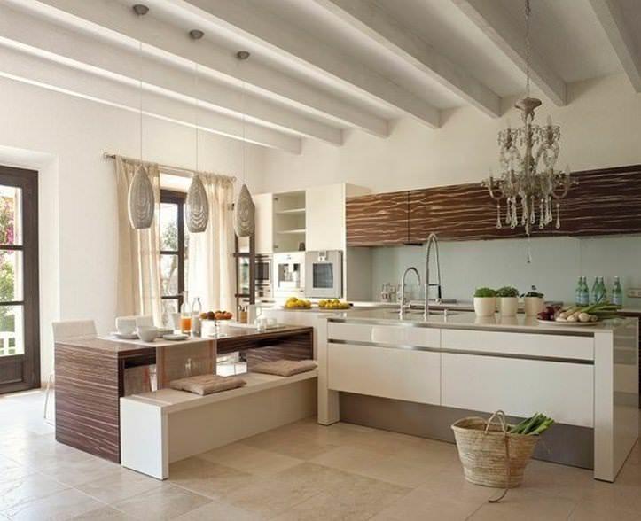 обои на кухню фото 2018 современные дизайн обоев фотообои в