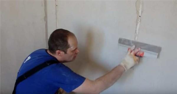 Как выровнять стены своими руками подробно 85