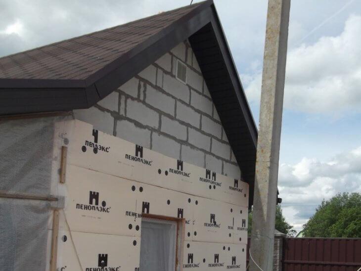 О том как я дом из газобетона своими руками строила фото 936