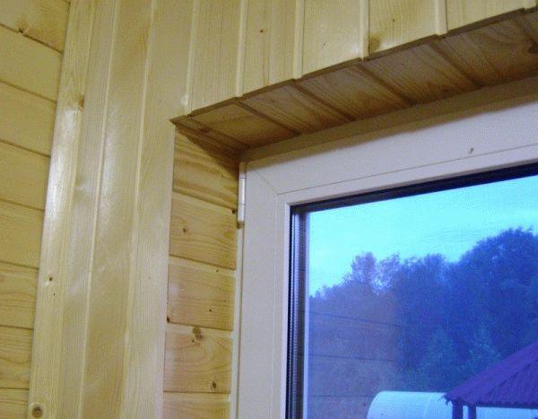 Отделка деревянных окон своими руками 200