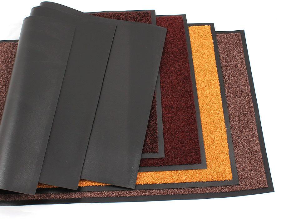 Грязезащитные коврики на виниловой основе