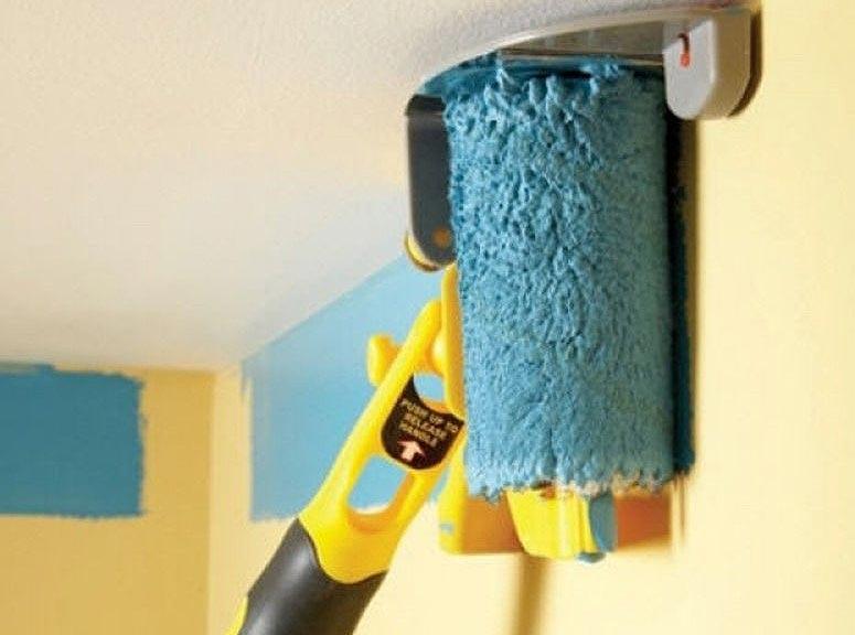 Как своими руками покрасить стены в квартире