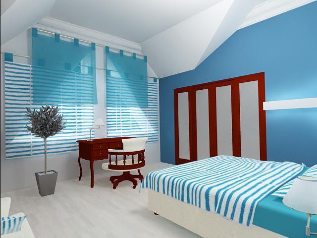 дизайн детской комнаты для мальчика в морском стиле размеры 10 и 12