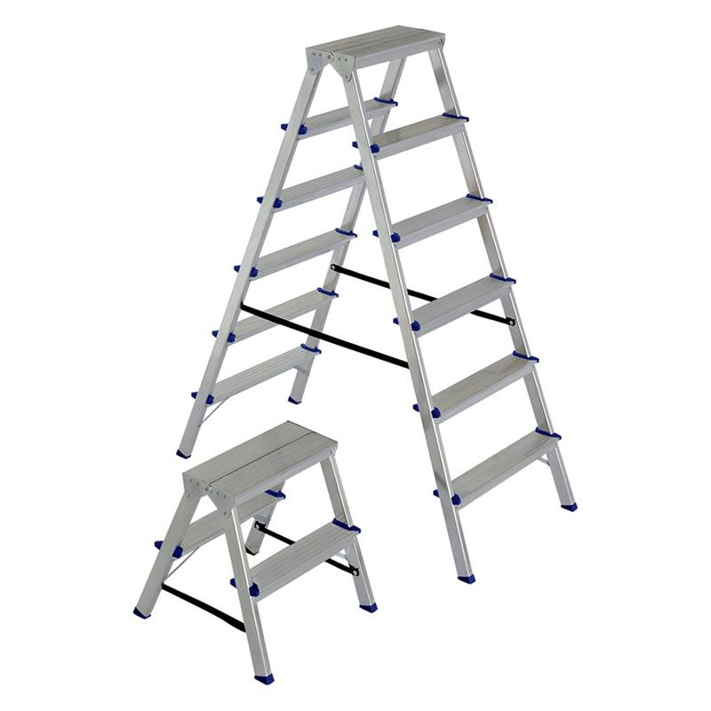 Двусторонняя лестница-стремянка