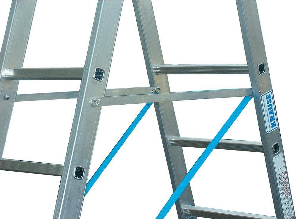 Складная алюминиевая лестница 6 метров