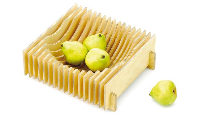 Деревянная ваза для фруктов своими руками (чертежи для выпиливания) в фото
