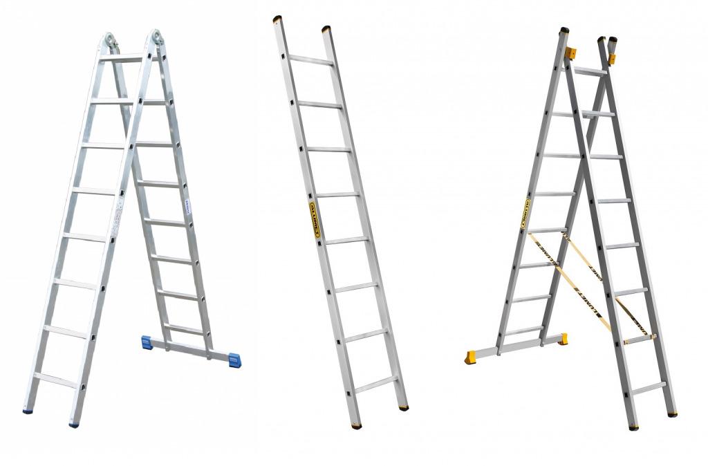 Алюминиевые лестницы Алюмет 4 м