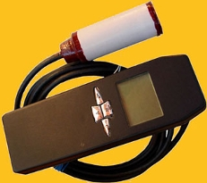 Cамодельный мини-эхолот на микроконтроллере Atmel ATMega8L и ЖКИ от мобильного телефона nokia3310 в фото
