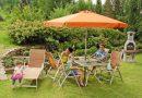 Создаем зону отдыха в саду