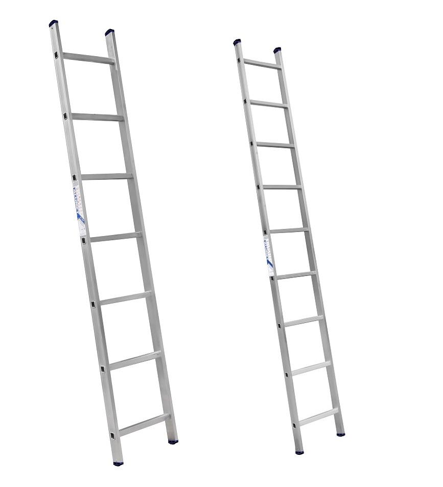 Приставная алюминиевая лестница 2 м