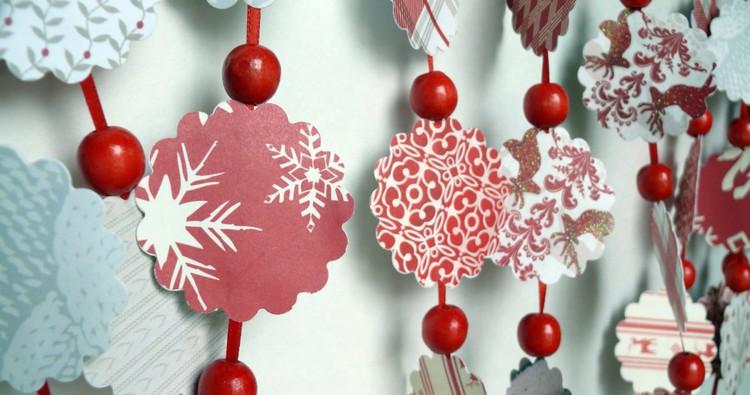 Новогодний декор дома своими руками (45 фото) в фото
