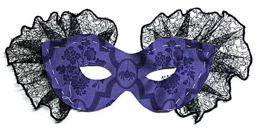 Как маскарадную маску своими руками 456