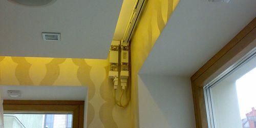 Чем хороши электрокарнизы для штор: принцип работы в фото