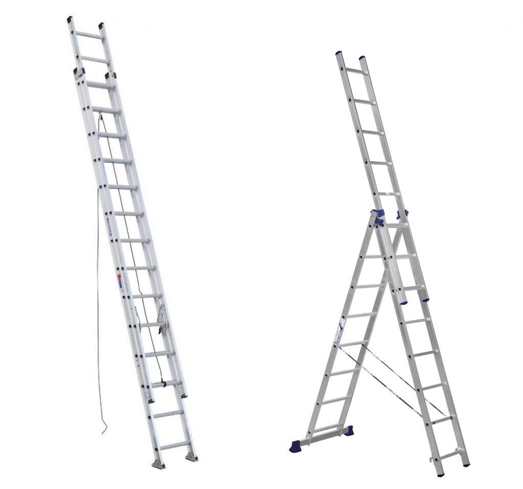 Лестницы Алюмет 5 м