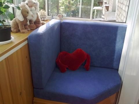 Идея для маленького балкончика (фото) в фото
