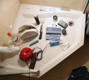 Ремонт трещин акриловой ванны своими руками