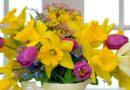 Идеи для весеннего декора квартиры, дома и дачи. Цвета, детали, настроение!