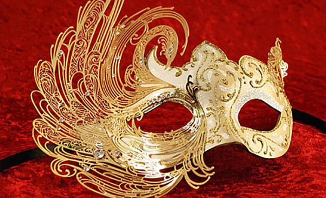 Как сделать венецианскую маску своими руками из бумаги