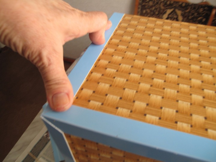 Ящик-короб для хранения зонтов, дамских мелочей и не только! в фото