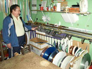 Оборудование для изготовления жалюзи на производстве
