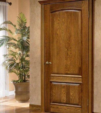 Элитные двери из массива на заказ в Петербурге: цены, фото