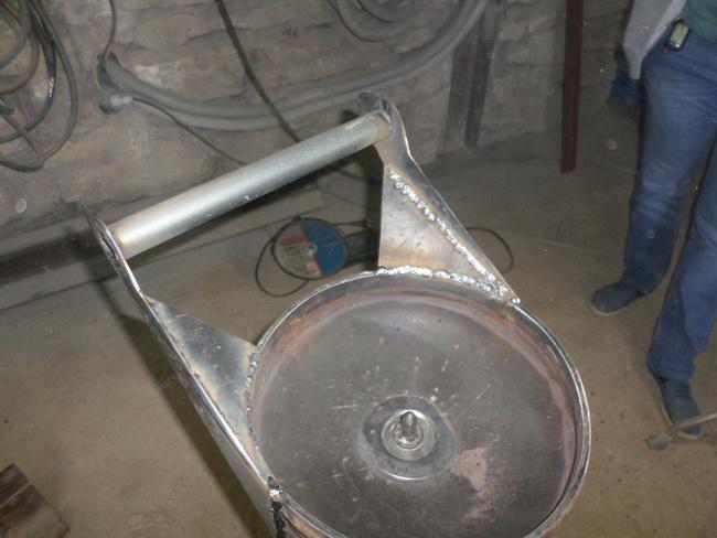 Как сделать пескоструйный аппарат для гаража своими руками в фото