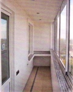 Как утеплить балкон своими руками в панельном 561