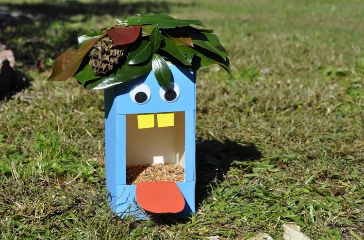 Поделки из картонных коробок: игрушки для детей и идеи для дома (39 фото)