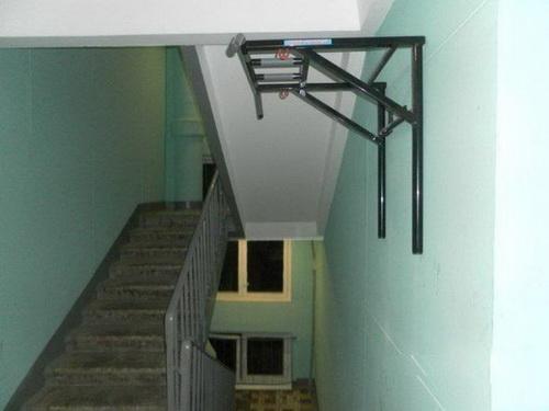 Тренажерный зал прямо в подъезде своими руками (фото) в фото