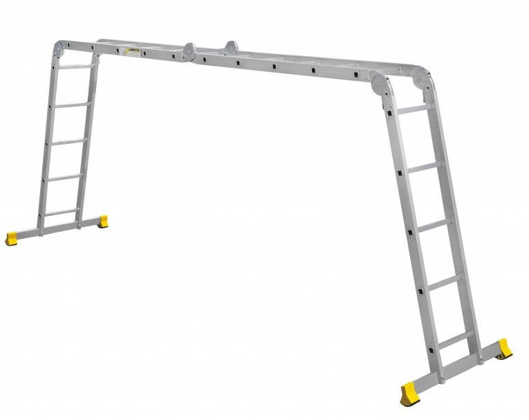 Лестница-подмостка четырехсекционная