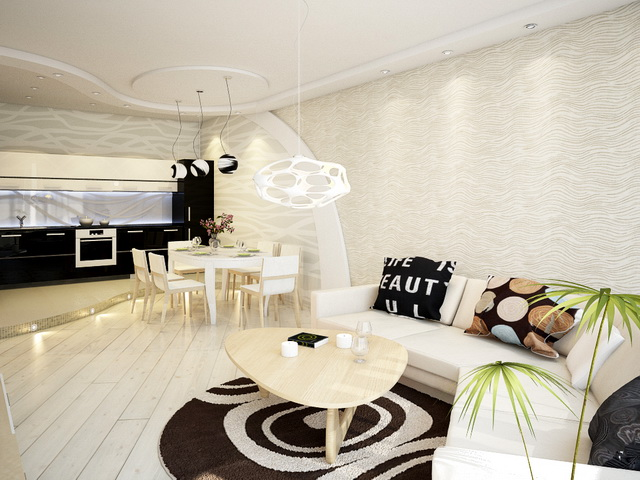 Дизайн кухни в деревянном доме 46 фото интерьеров