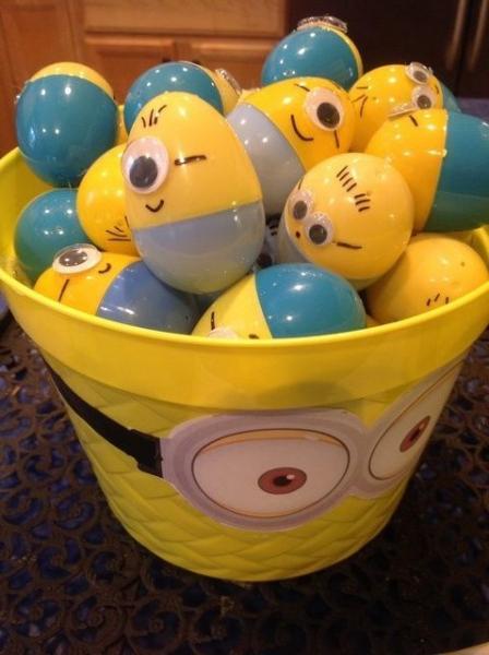 Поделка миньон своими руками: из шариков, покрышек, яиц, бисера и других материалов (100 фото)