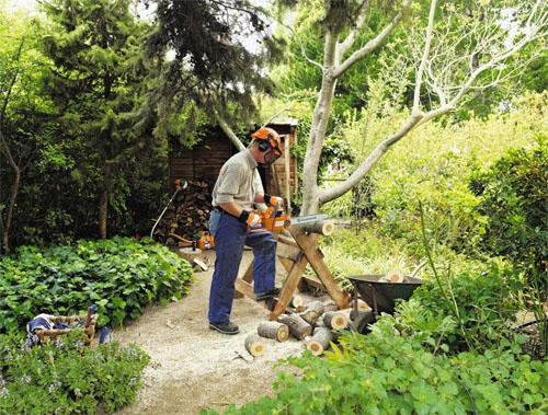 Одежда для работы в саду и на даче в фото