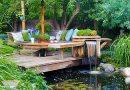 Идеи деревянных патио на вашем участке