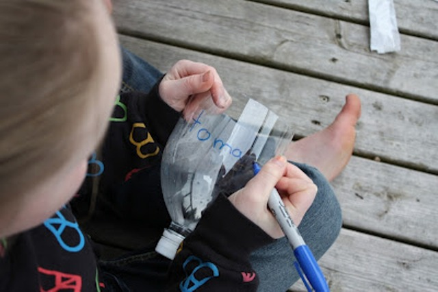 Идеи для огорода из пластиковых бутылок своими руками с фото