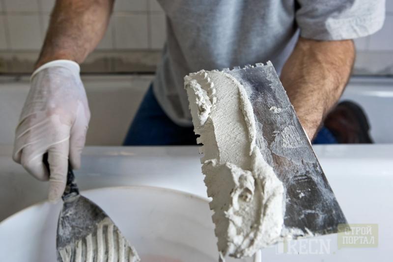 Как подготовить стены под декоративную штукатрурку в фото