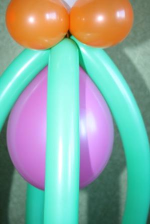 Клоун из шаров своими руками: пошаговая инструкция с фото и видео